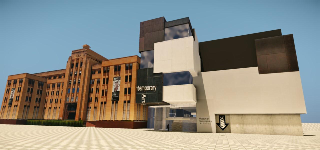 Gamespaces MCA, 2013