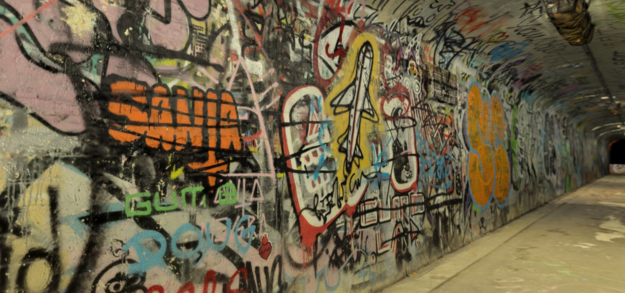 Trafalgar St tunnel, 2014